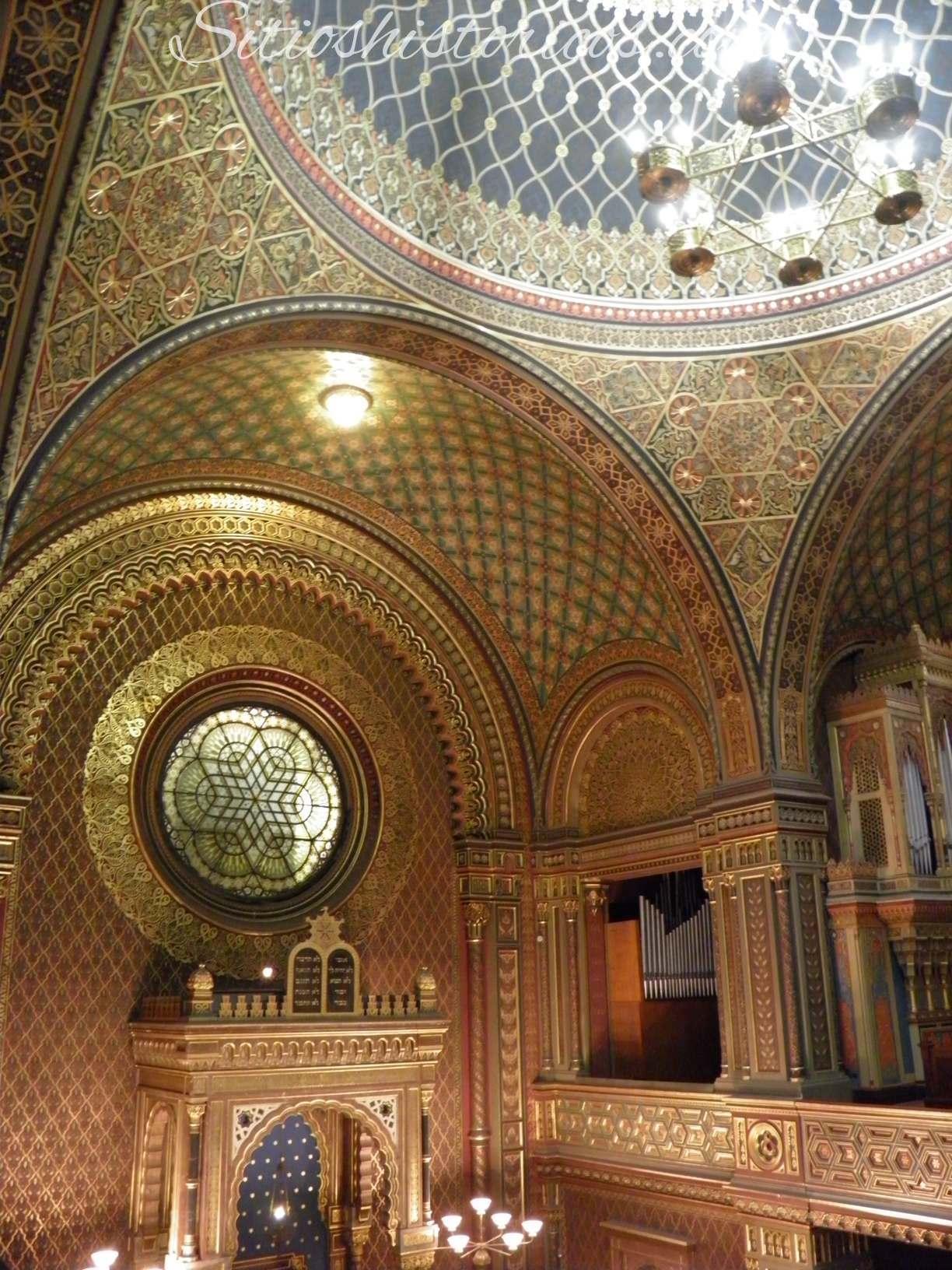 sinagogas más bellas