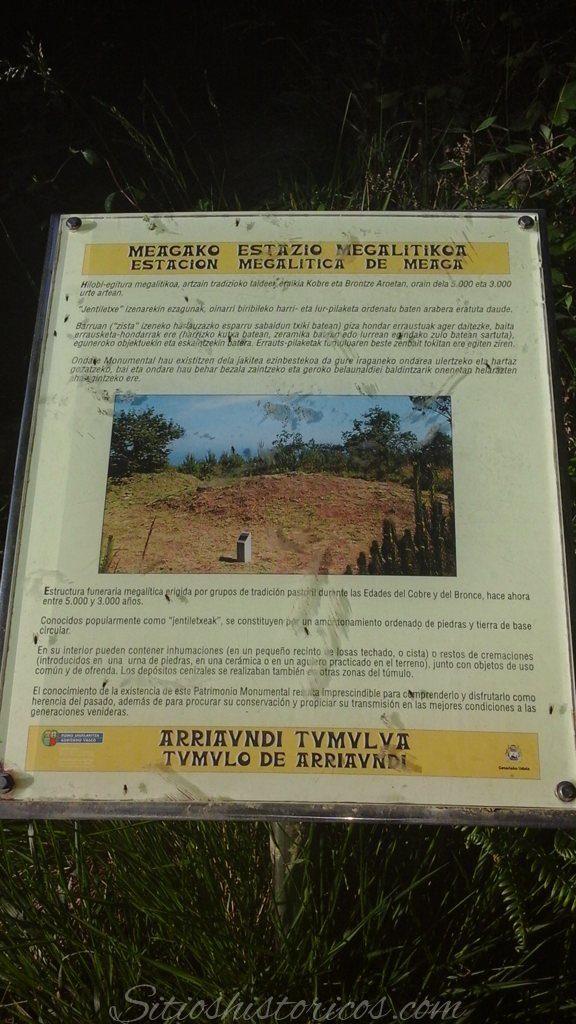Túmulo Arriaundi