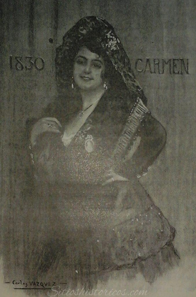 Carmen libro