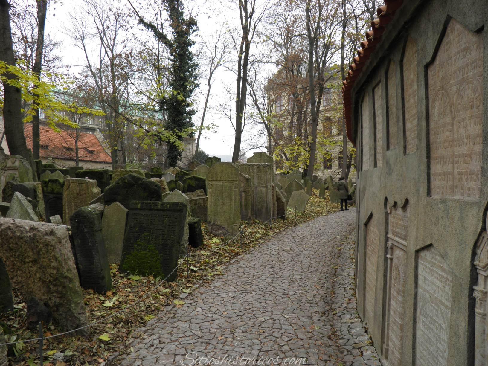 Historia judíos Praga