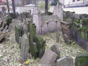Cementerio judío Praga