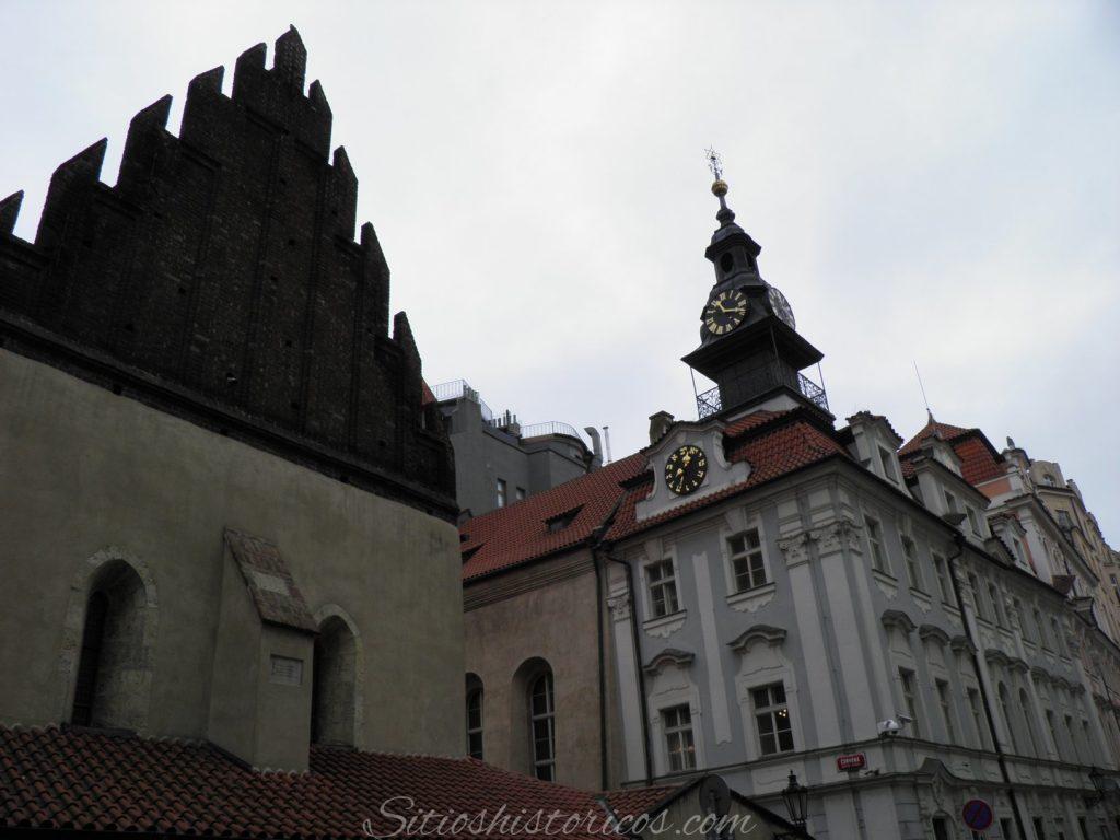 Sinagoga Praga
