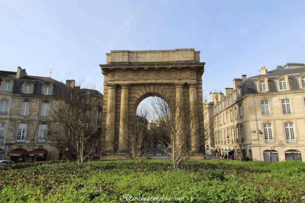 Puerta de Borgoña