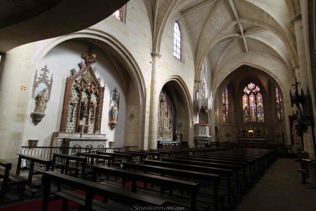 Iglesia San Eloy Burdeos