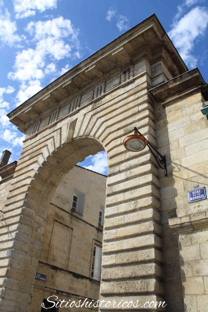 Puertas de Burdeo