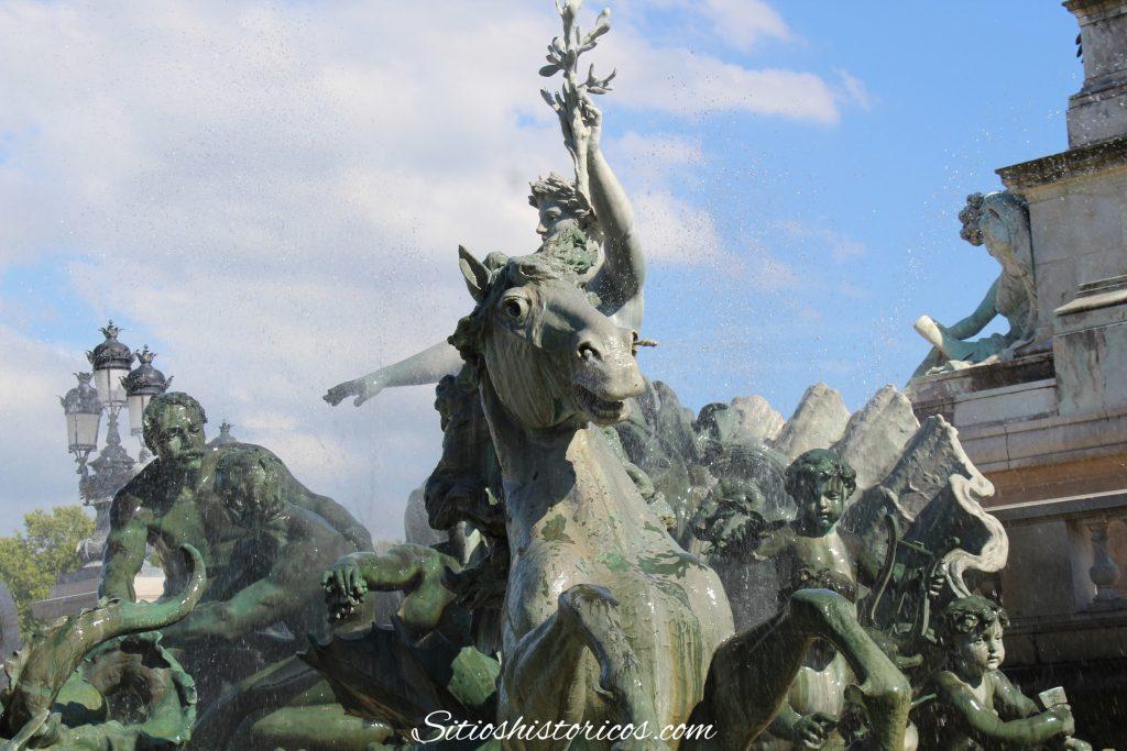 Monumento girondinos