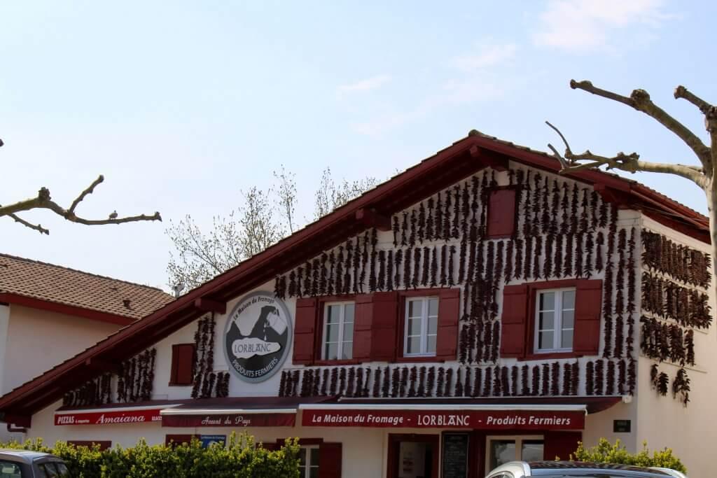 Espelette Francia