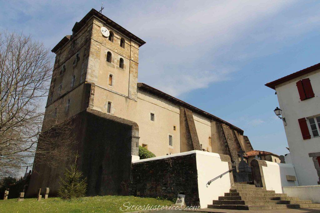 Iglesia Ezpeleta