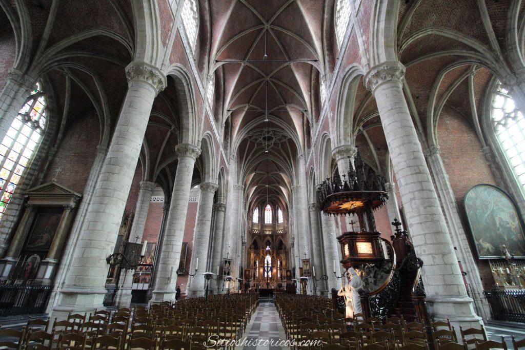 Iglesia San Miguel Gante
