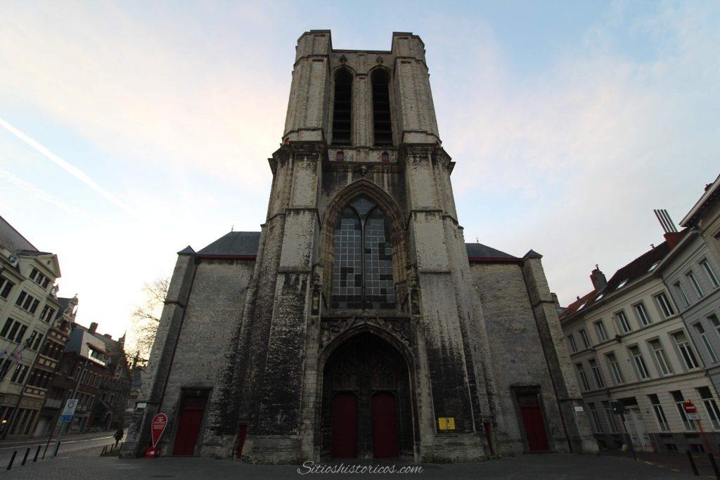 Sitios turísticos Gante