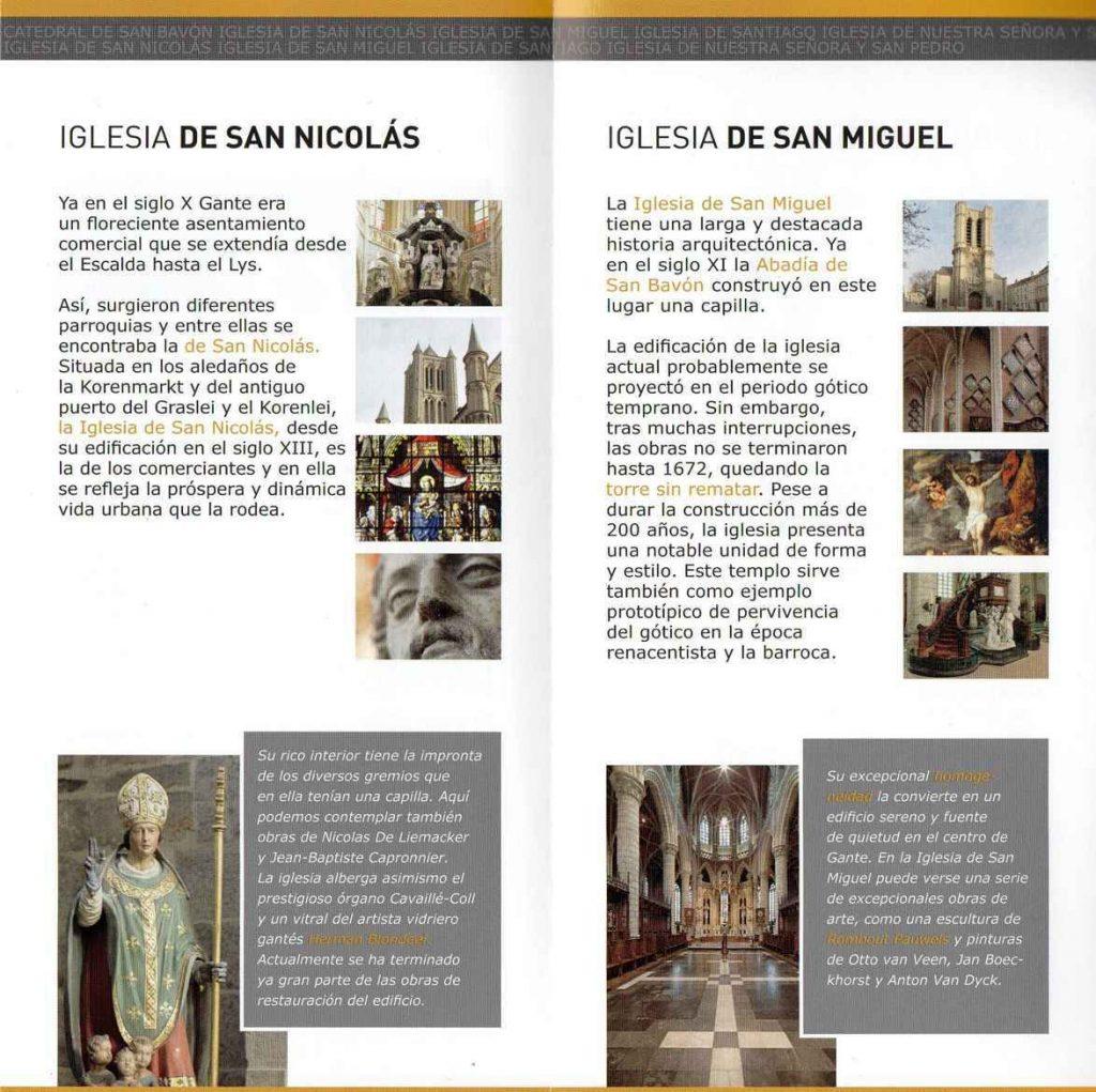 Iglesias para ver en Gante