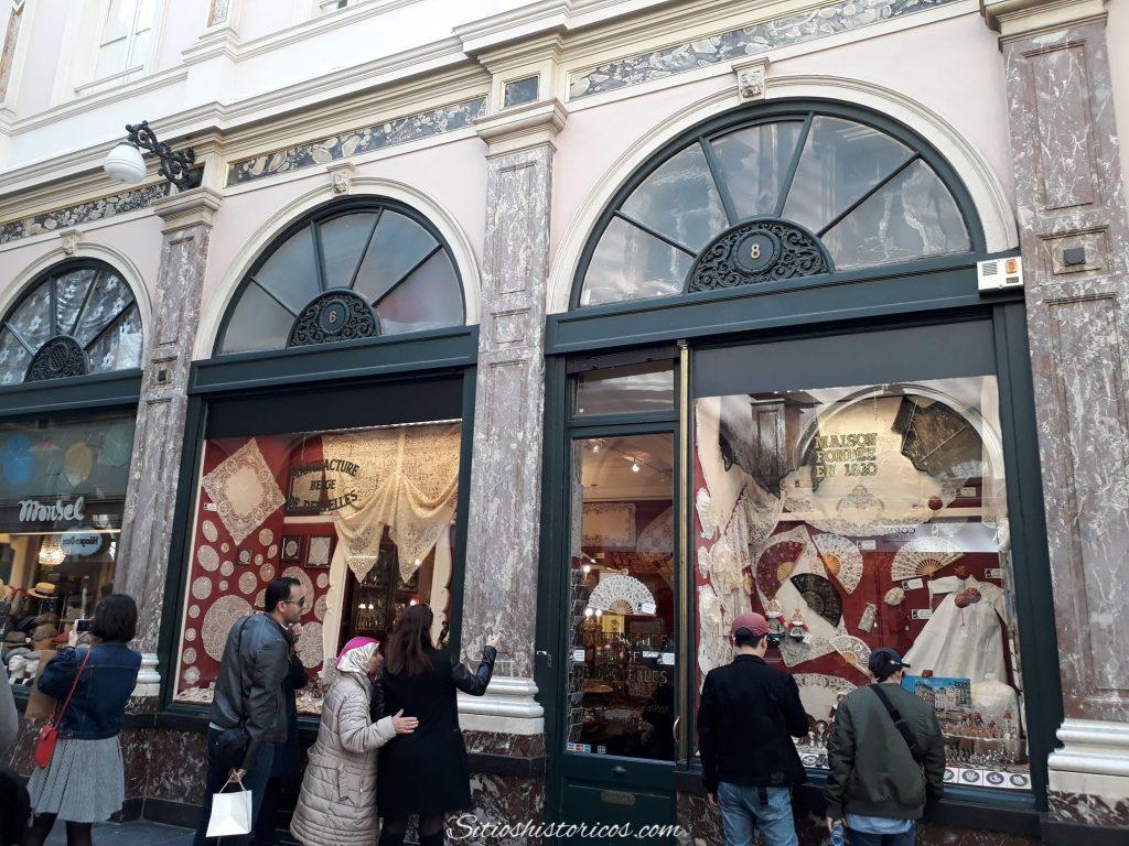 Galerias Saint-hubert