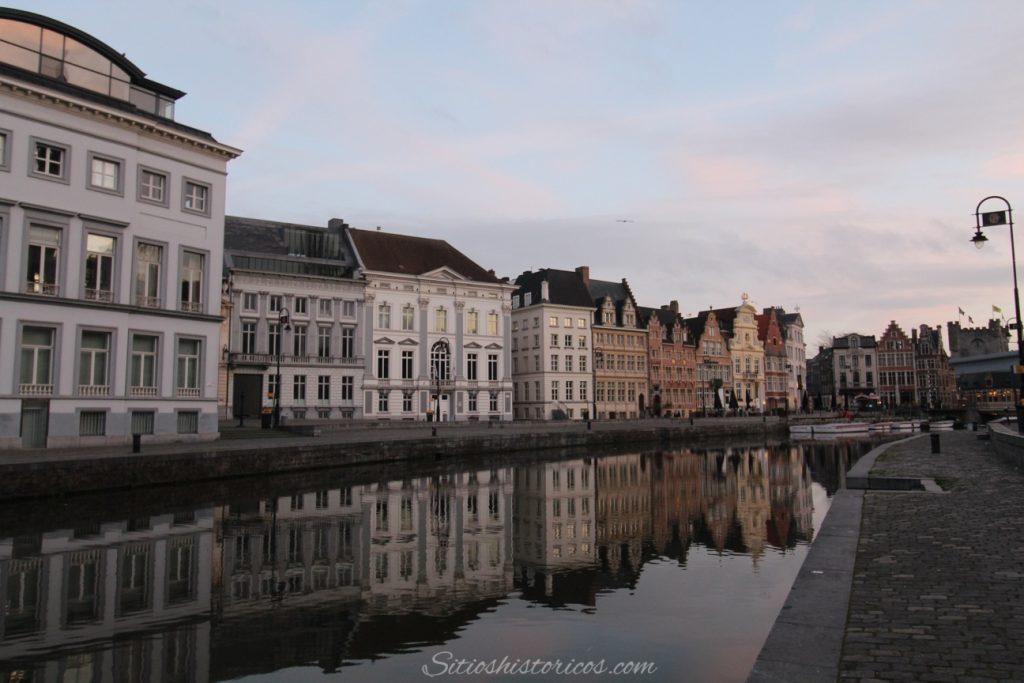 Viajar a Gante