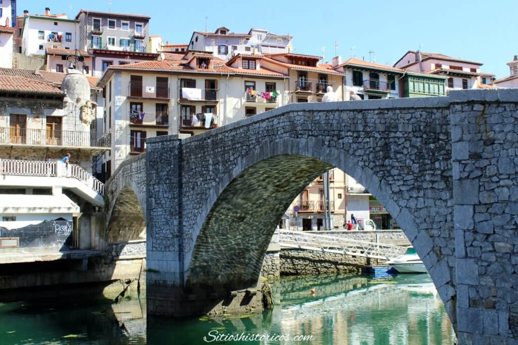 Ondarroa puente