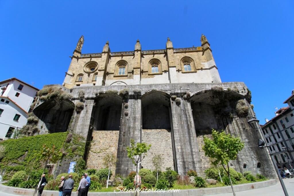 Iglesia Santa María Ondarroa