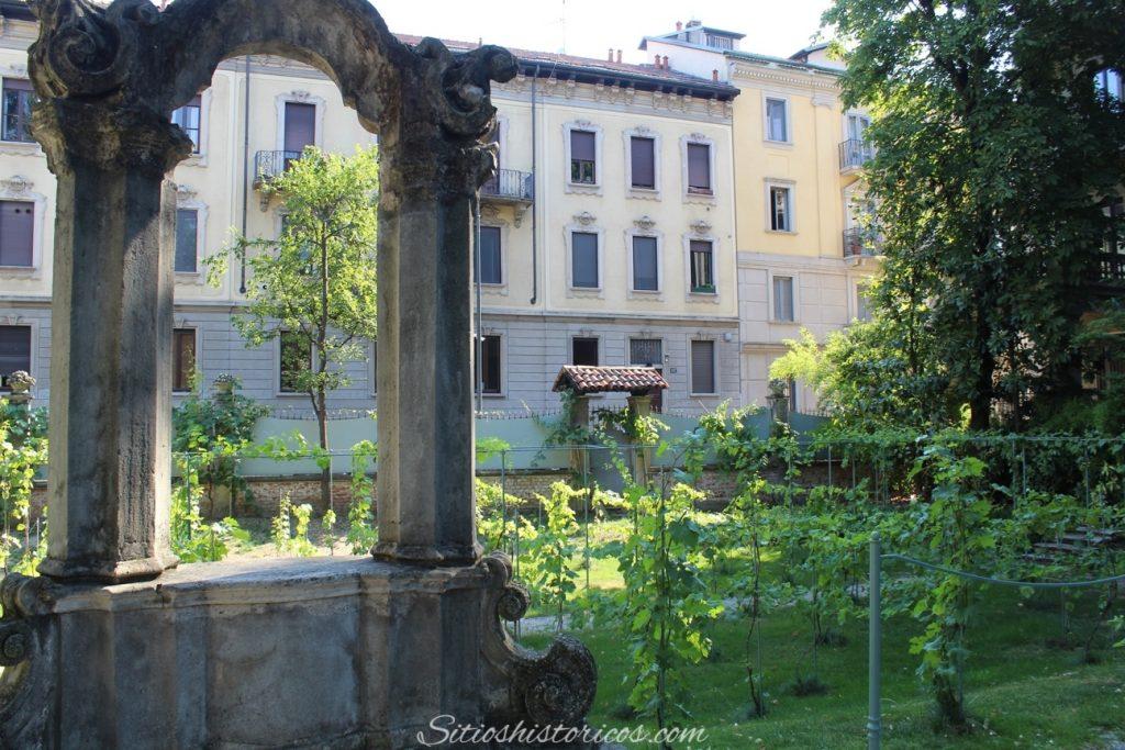 Sitios históricos Milán