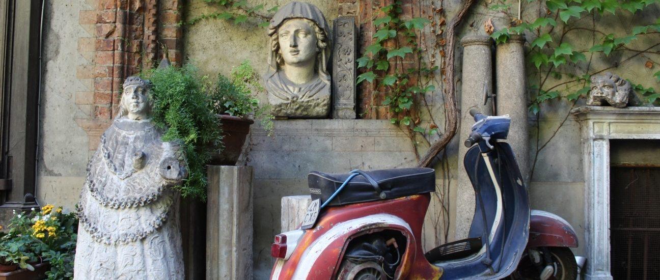 Lugares con historia Italia