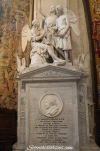 monumento Giovanni Simone Mayr