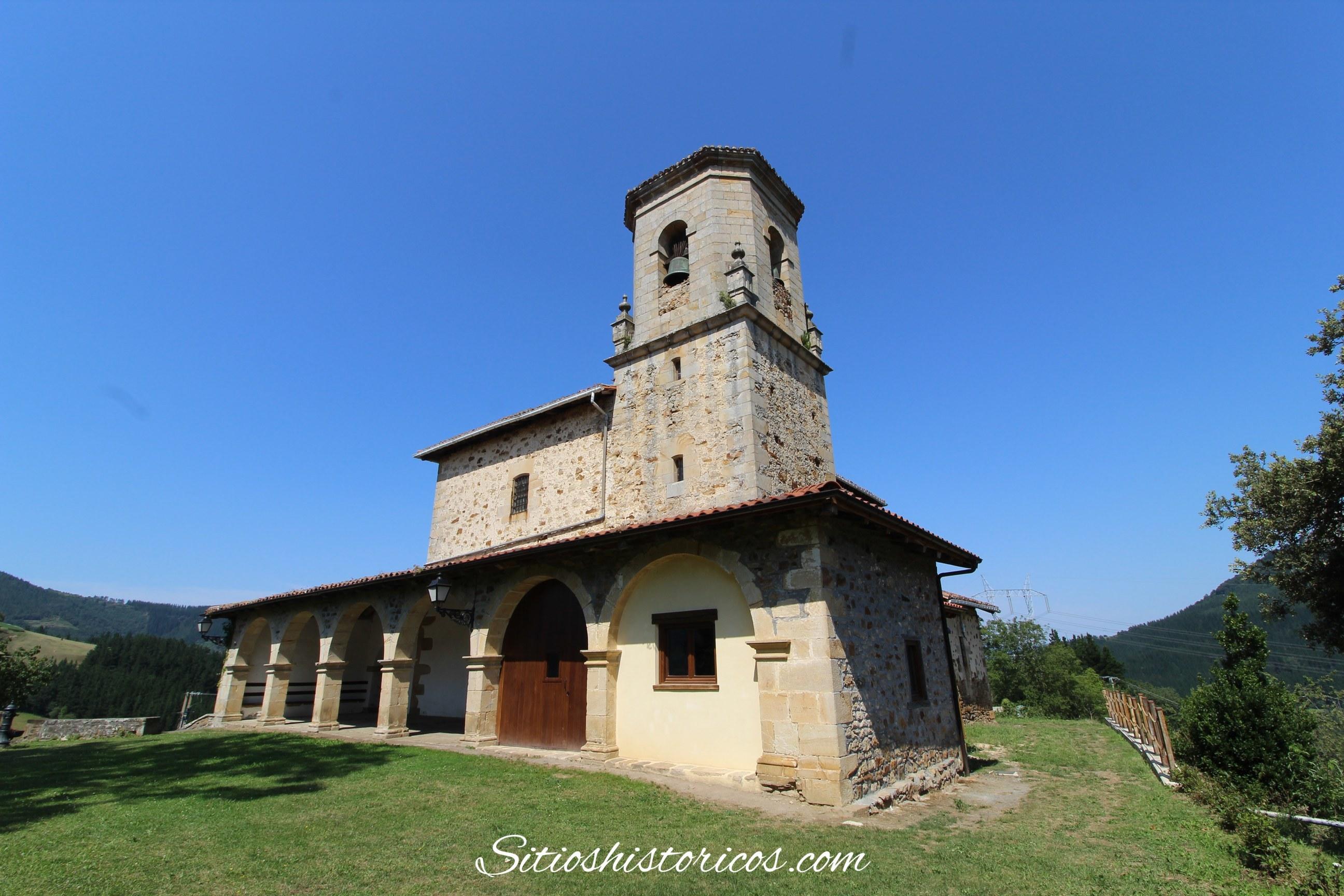 Lugares con historia Gipuzkoa