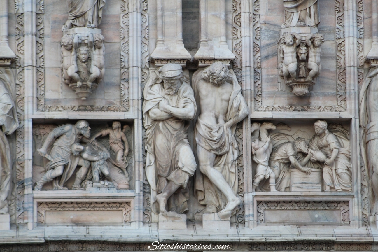 Lugares históricos Italia