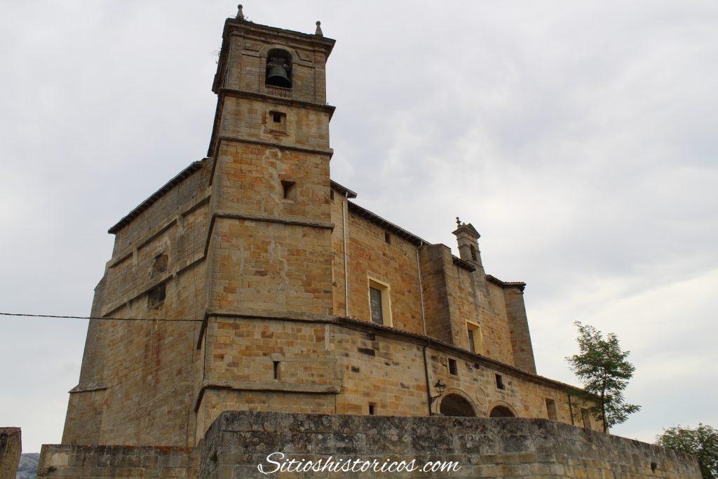 Iglesia San Saturnino Zalduondo