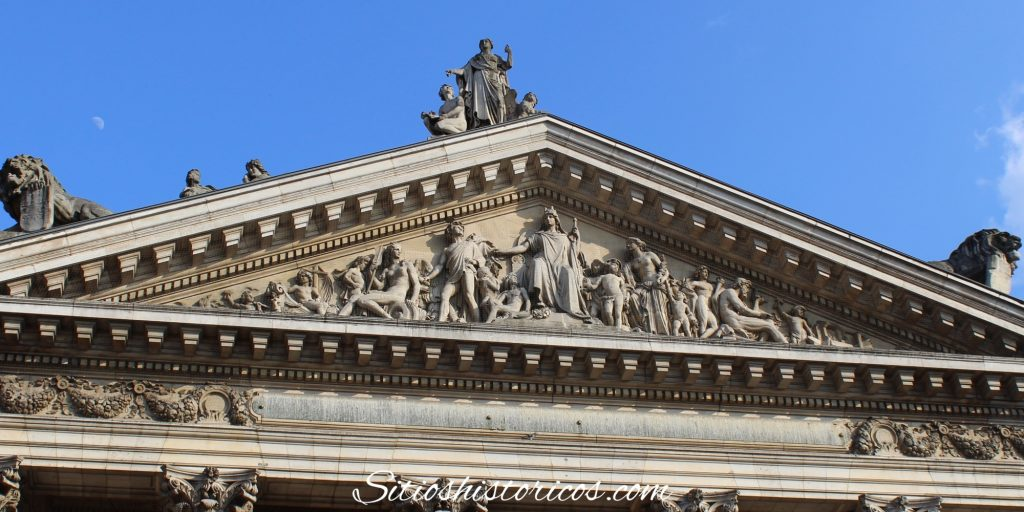 La Bourse Bruselas