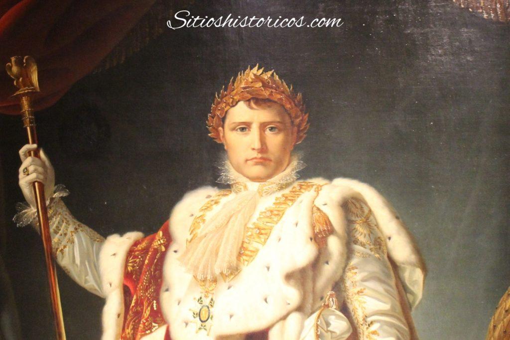 Retrato Napoleón