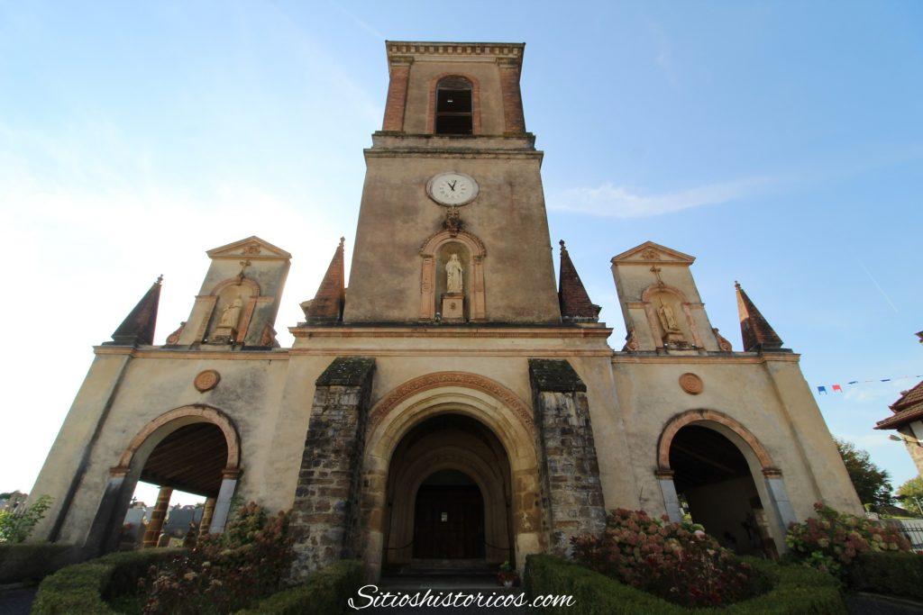 Iglesia La Bastide