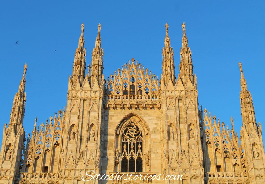 Sitios con historia Milán