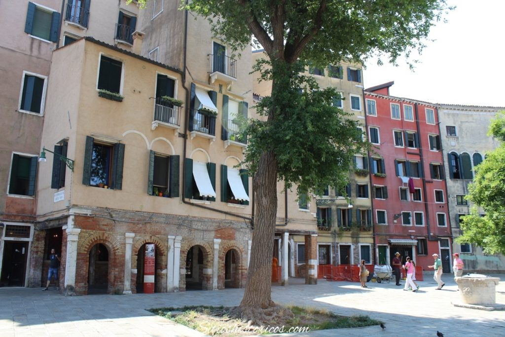 Secretos Venecia