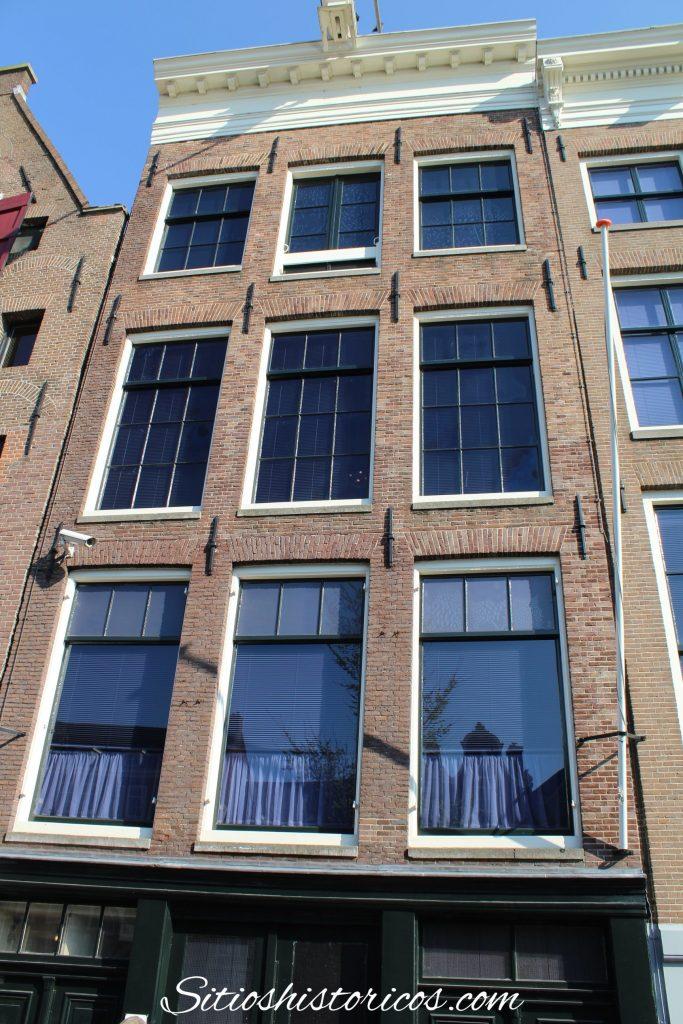 Casa Ana Frank Ámsterdam