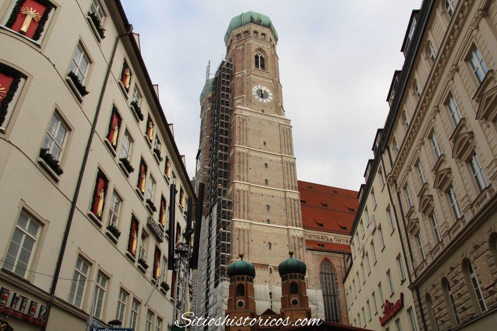 Iglesias imprescindibles Múnich