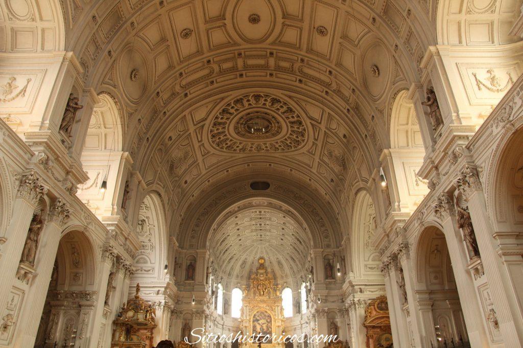 Iglesia de San Miguel Múnich