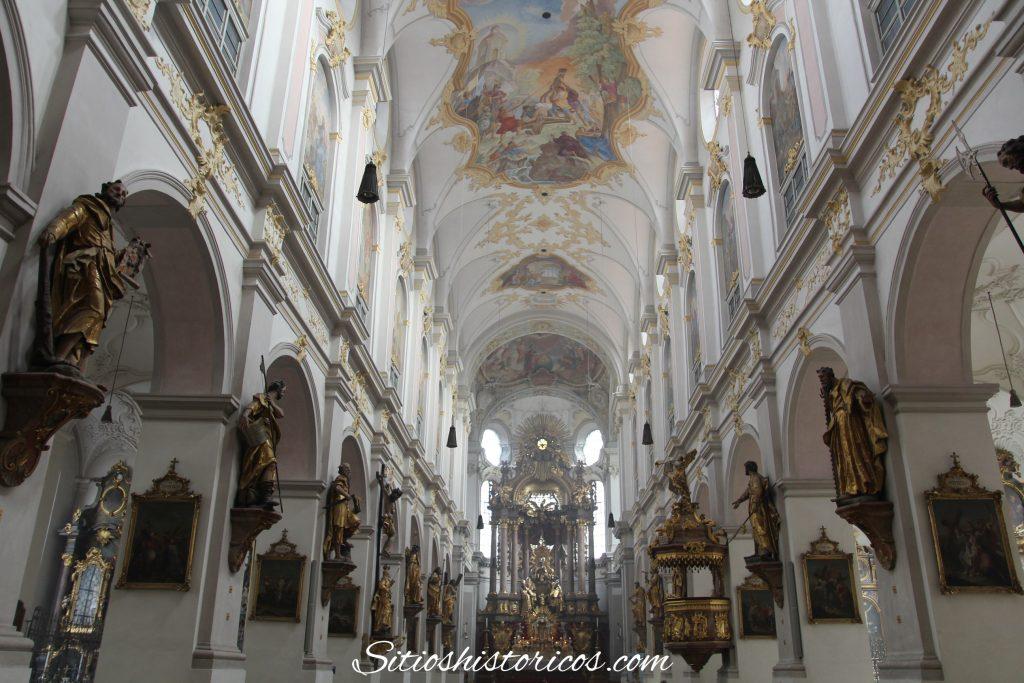 Iglesia de San Pedro Múnich