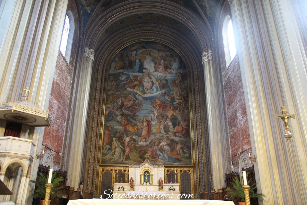 Mural Ludwigskirche