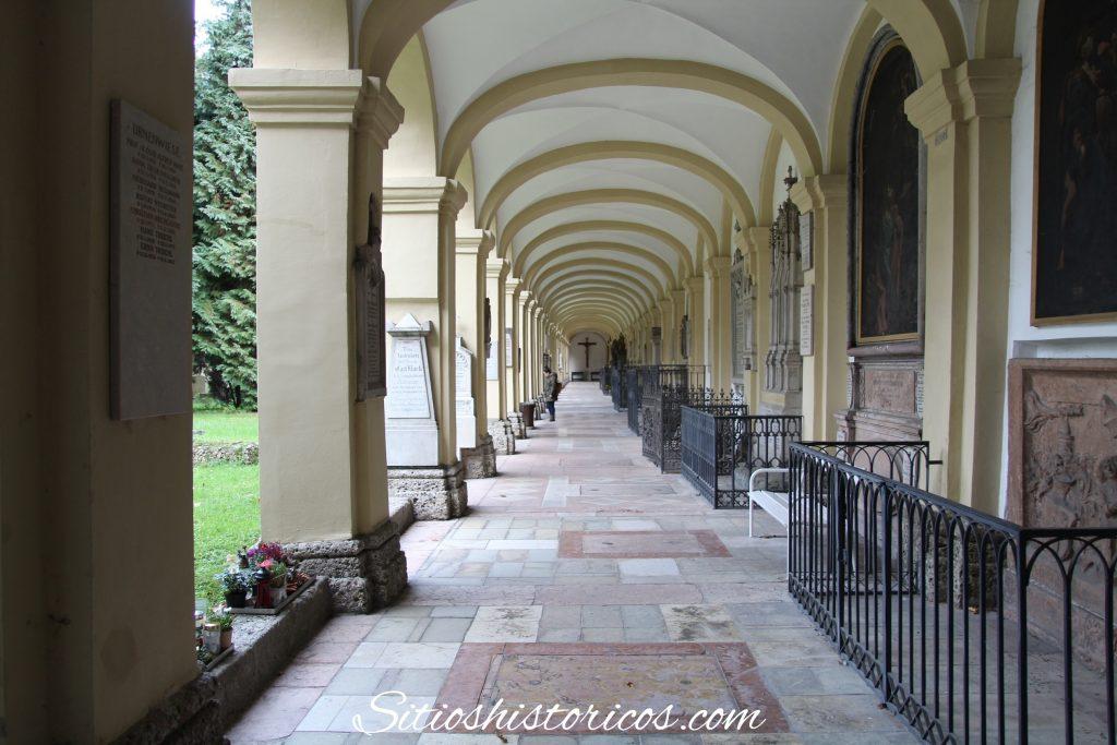 Lugares históricos Salzburgo