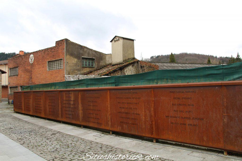 Memoria histórica País Vasco