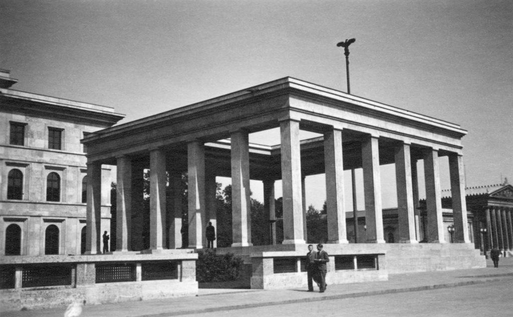 königsplatz Nazi