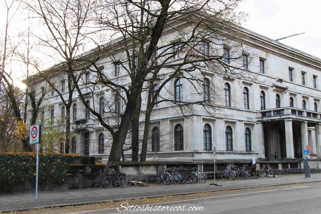 Lugares nazis en Múnich