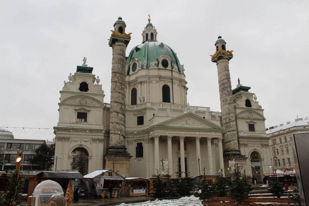 Iglesia Carlos Borromeo Viena