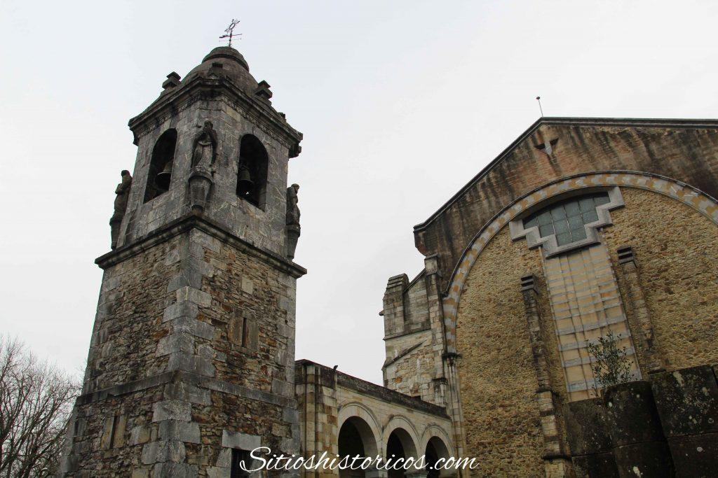 Santuario de Urkiola Bizkaia