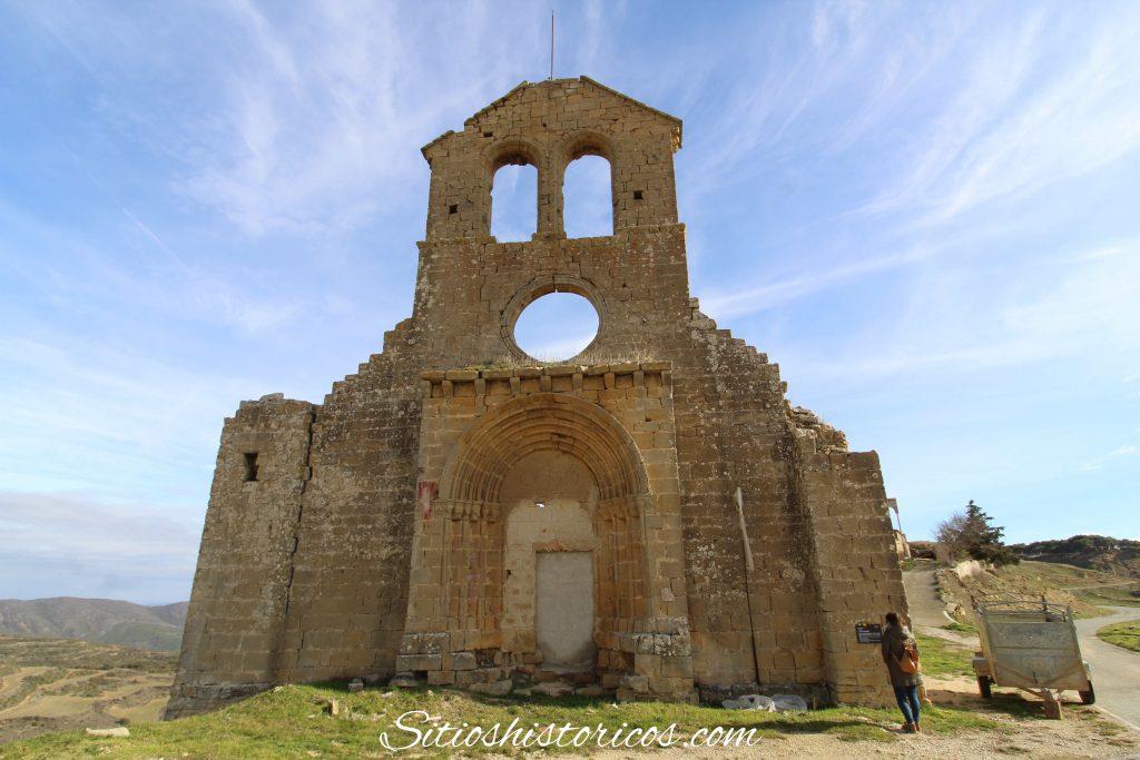 Ermita San Miguel Uxue