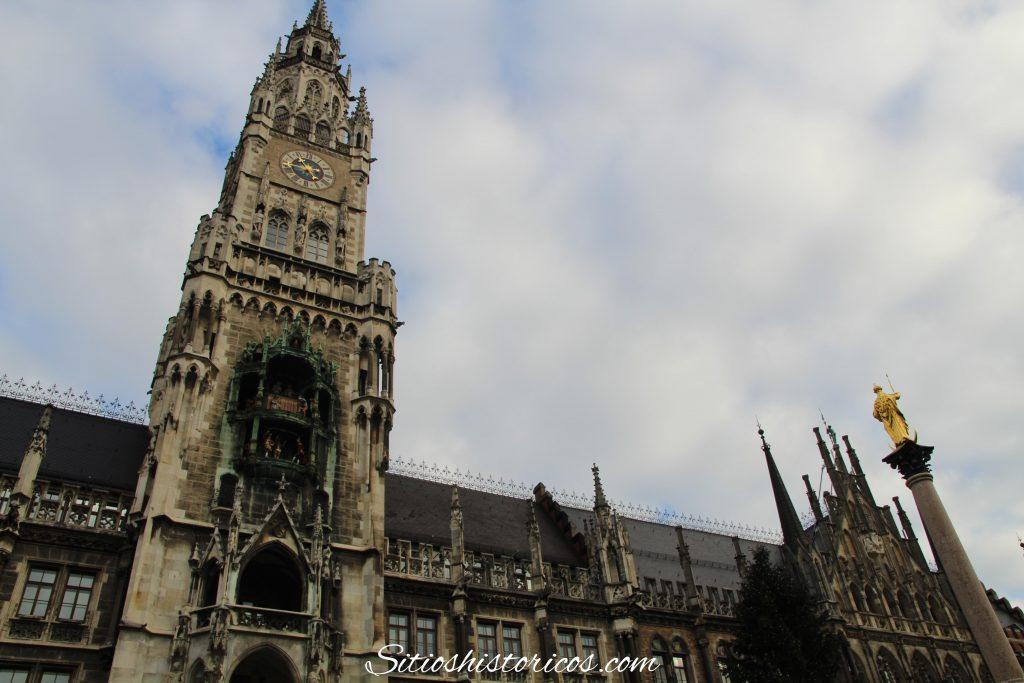 Marienplatz Múnich