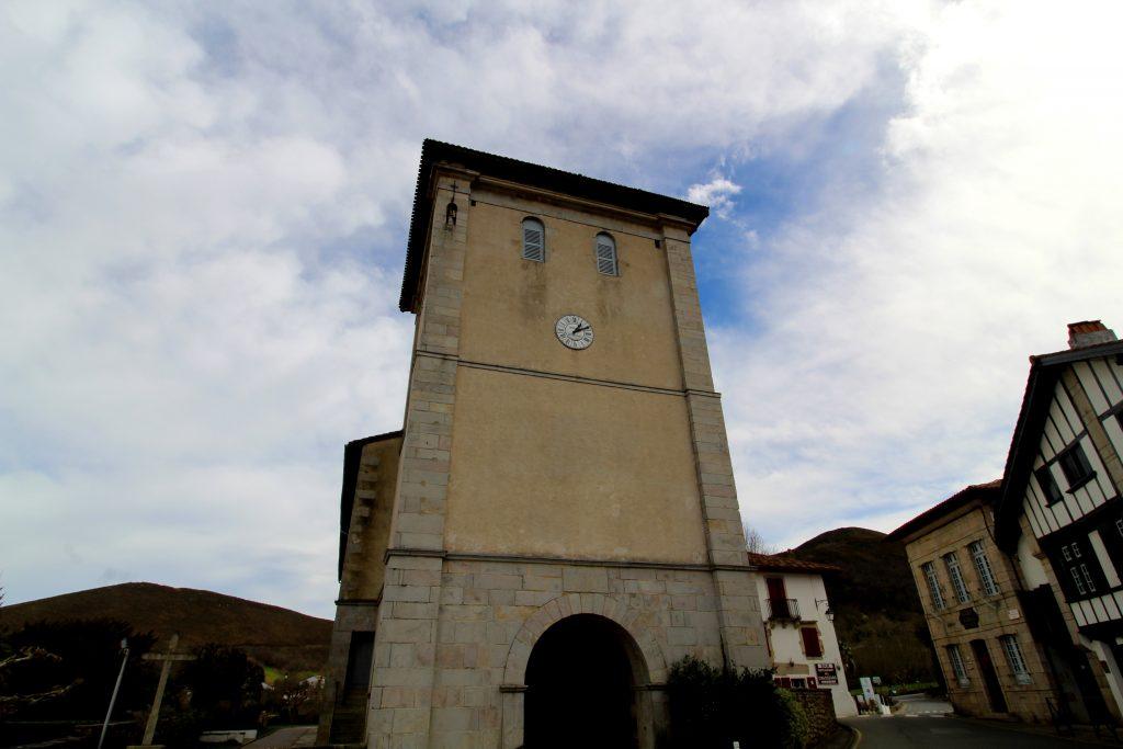 Pueblos con encanto País Vasco francés