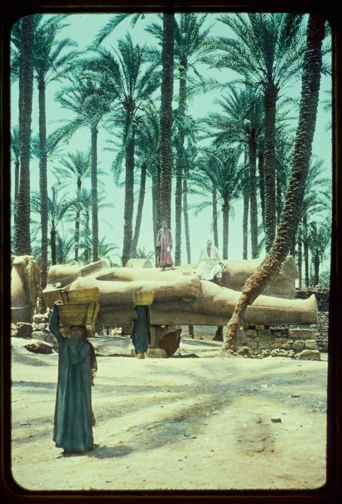 Coloso Ramsés II