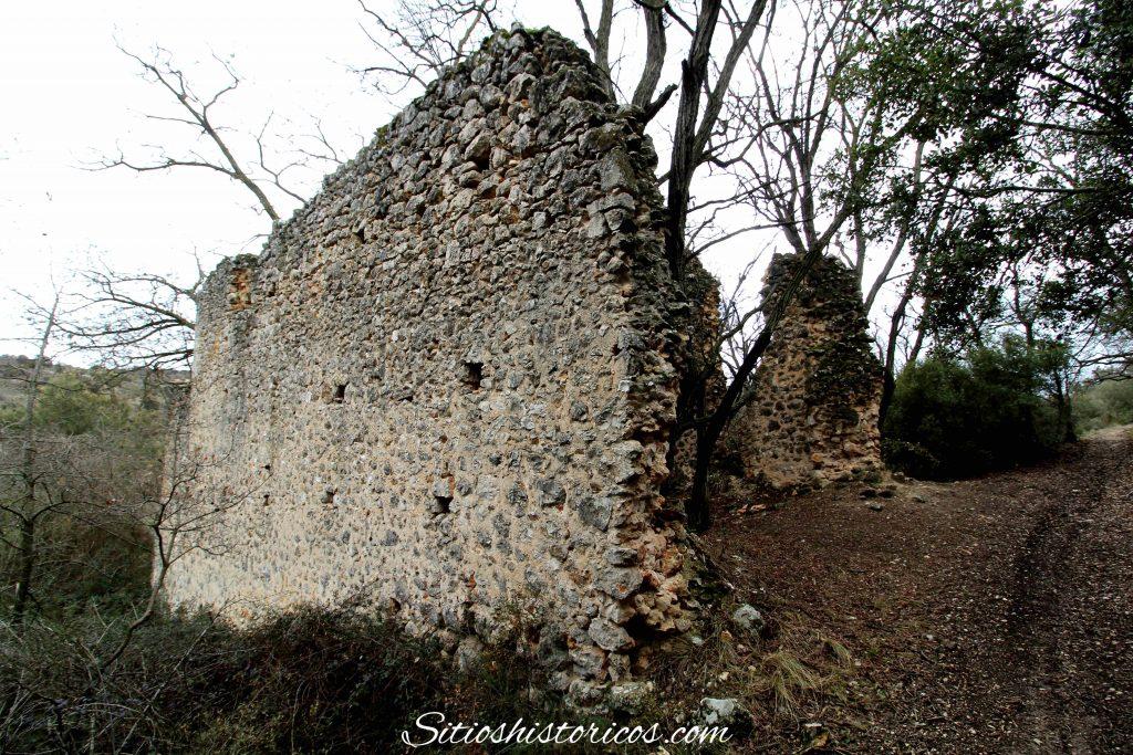 Ruinas Nuevo Baztán