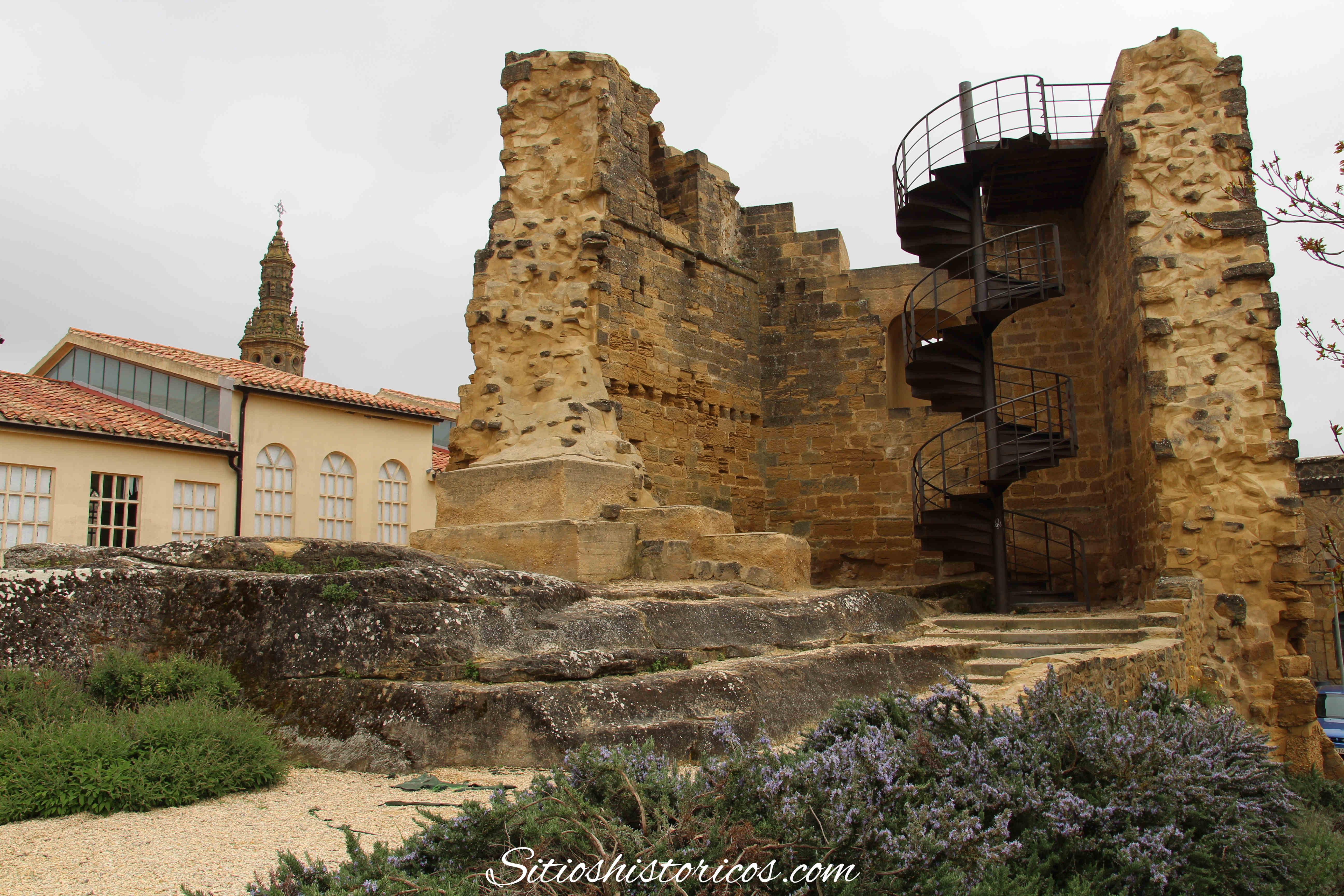 Castillo de Briones.