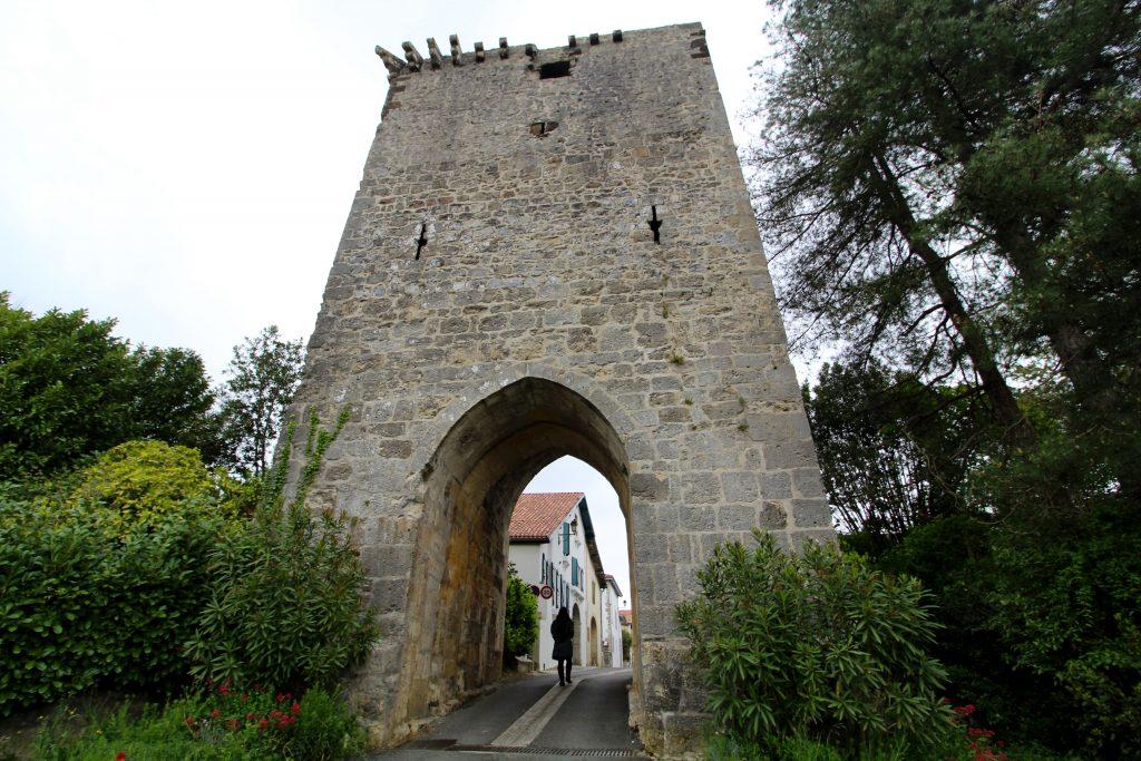 Pueblos medievales las Landas