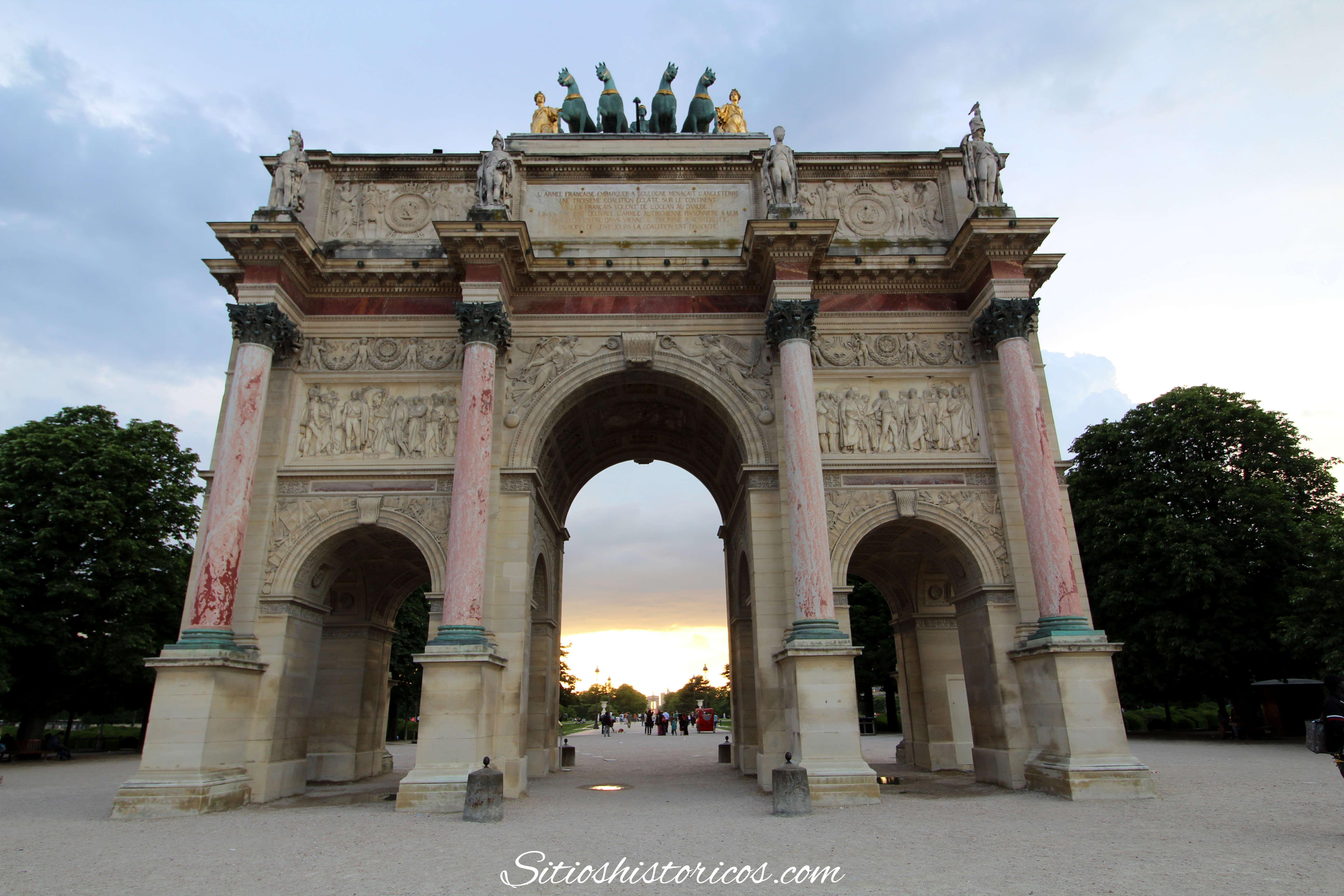 Sitios con historia Francia