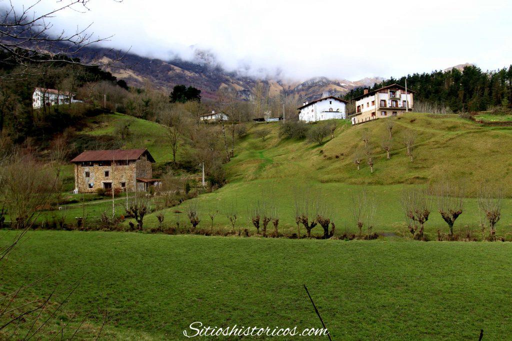 Lugares mágicos Navarra